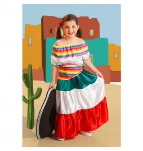 Disfraz de Bebe Mexicana