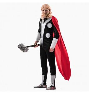 Disfraz de Guerrero Thor
