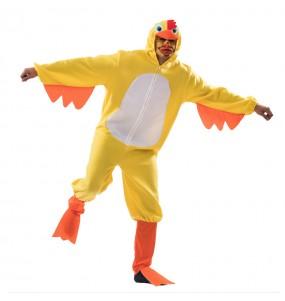Disfraz de Pollito Volador adulto
