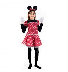 Disfraz de Ratoncita Minnie infantil