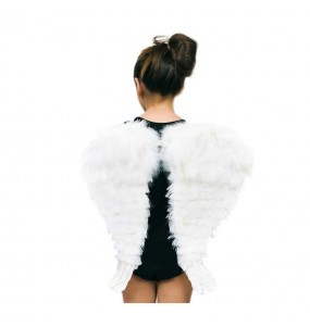 Alas de plumas