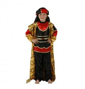 Disfraz de chico Príncipe Árabe