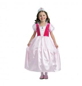 Disfraz cuento Princesa Rosa