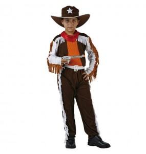 Disfraz de Vaquero Western niño