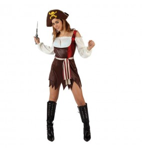 Disfraz de Pirata Sexy adulto