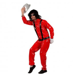 Disfraz de Rey del Pop Thriller