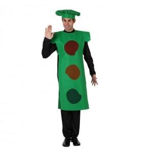 Disfraz de Semáforo verde