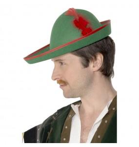 Sombrero de Robin de los Bosques