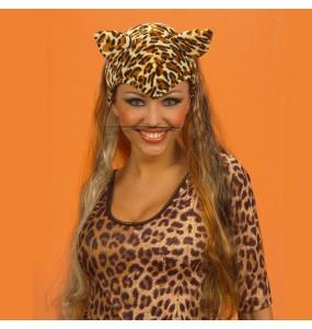 Peluca de Leoparda