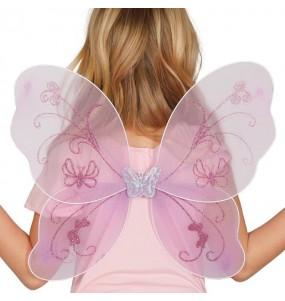 Alas de Mariposas Púrpuras