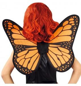Alas de Mariposa naranjas