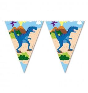 Banderín de Dinosaurios de 3,6 metros