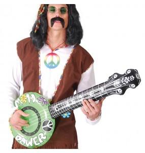 Banjo Hinchable Verde