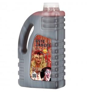 Botella Sangre artificial Halloween