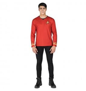 Disfraz de Scotty Star Trek para hombre