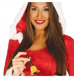 Campana para Papá Noel