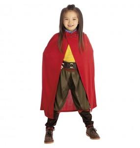 Capa de Raya y el último Dragón para niña