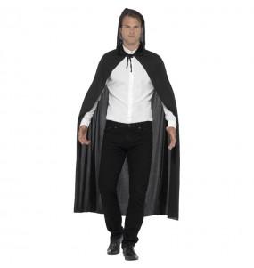 Capa vampiro con capucha