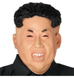Máscara Kim Jong-Un