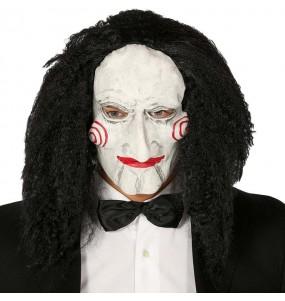 Máscara Saw - Payaso Billy