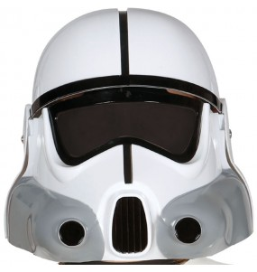 Casco Stormtrooper Star Wars para niño