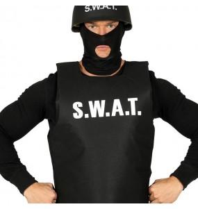 Chaleco Antibalas SWAT