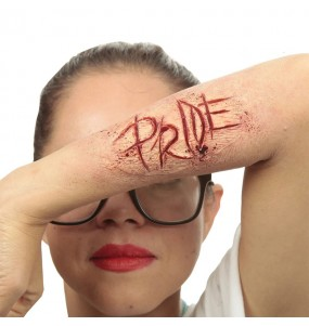 Cicatriz Orgullo Látex