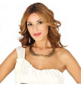 Collar Romana laureado