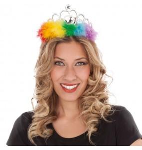 Corona del Orgullo Gay