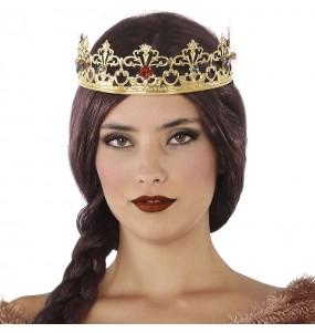Corona Princesa Medieval