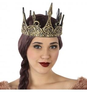 Corona Reina Medieval