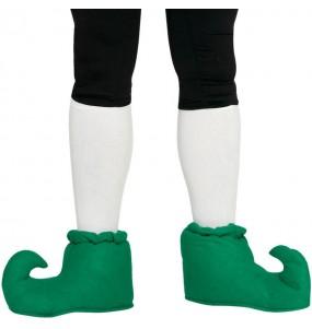 Cubrezapatos Elfo Verdes