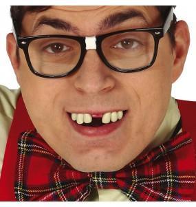 Dentadura Dientes mellados