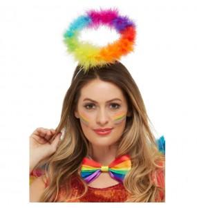 Diadema ángel del Orgullo Gay