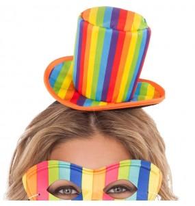 Diadema con sombrero del Orgullo Gay
