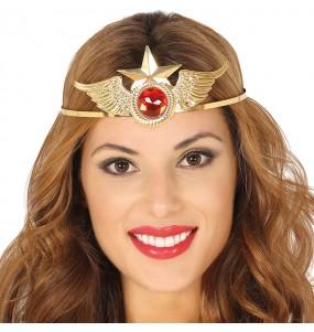 Diadema Mujer Maravilla