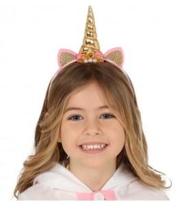 Diadema Unicornio Infantil