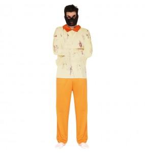 Disfraz de Hannibal Lecter para hombre