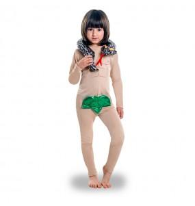 Disfraz de Adán paraíso para niño