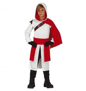 Disfraz Assassin's Creed Ezio Auditore para niño