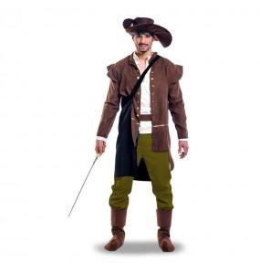 Disfraz de Capitán Alatriste para hombre