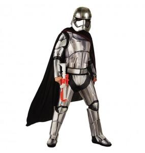 Disfraz Capitán Phasma Adulto - Star Wars®