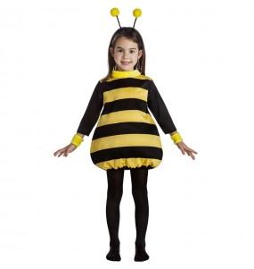 Disfraz de Abejita divertida para niña