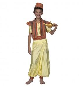 Disfraz de Aladdín para niño