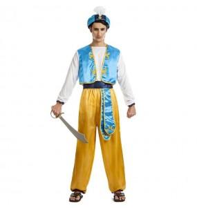 Disfraz de Sultán Árabe adulto