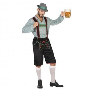 Disfraz de Alemán fiesta de la cerveza para hombre