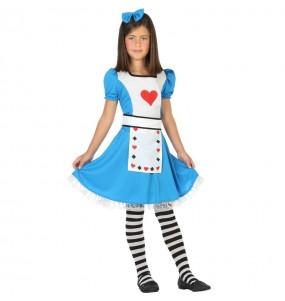 Disfraz de Alicia en el País de las Maravillas infantil