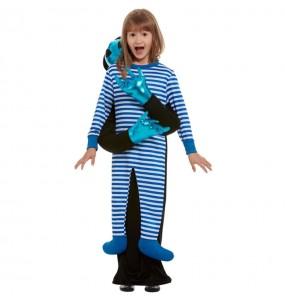 Disfraz de Alien abductor para niño