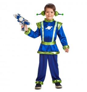Disfraz de Alienígena para niño