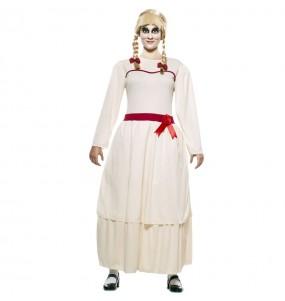 Disfraces De Annabelle La Terrorifica Muneca De Halloween